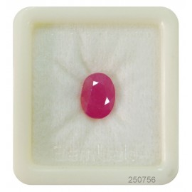 Astrological Ruby Pre 3.85CT (6.42 Ratti)
